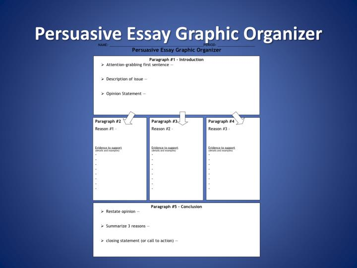 Paper writing service graphic organizer