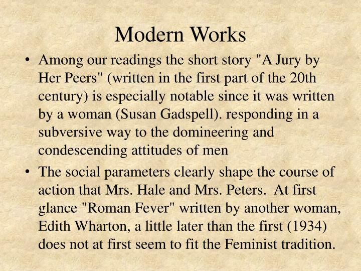 Modern Works