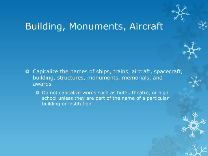 Building, Monuments, Aircraft