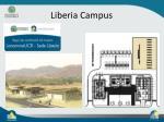 liberia campus