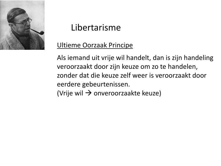 Libertarisme