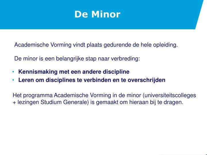 De Minor