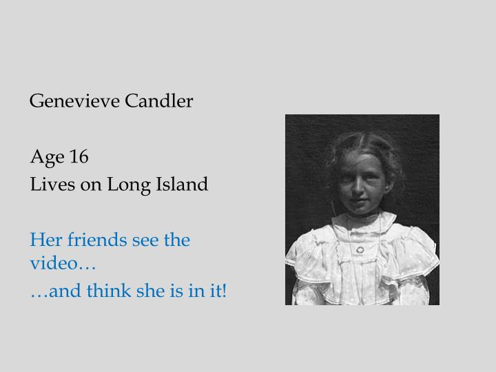Genevieve Candler