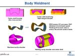 body weldment