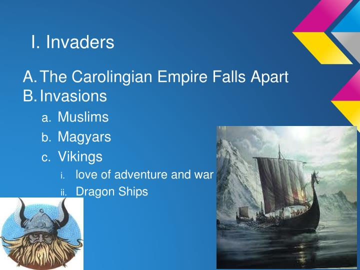 I. Invaders