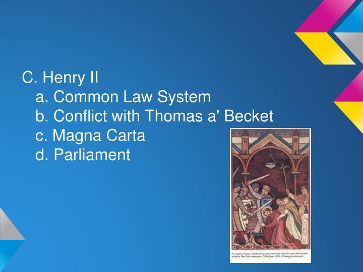 C. Henry II