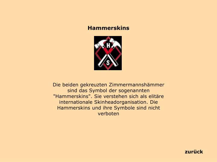 Hammerskins