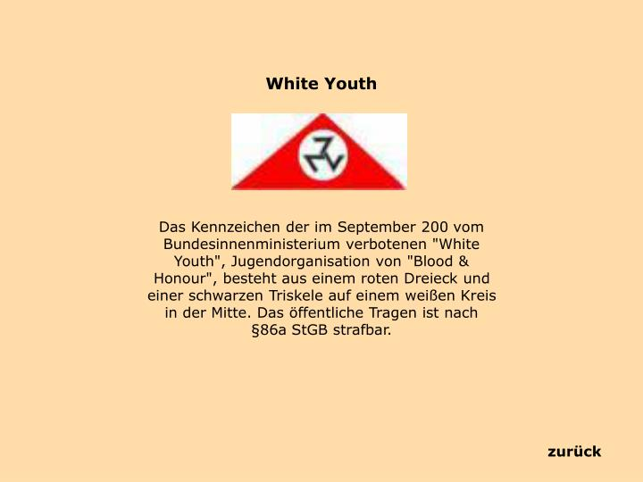 White Youth