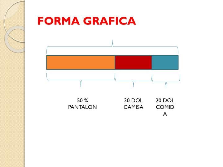 FORMA GRAFICA