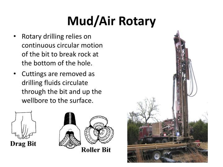 Mud/Air Rotary
