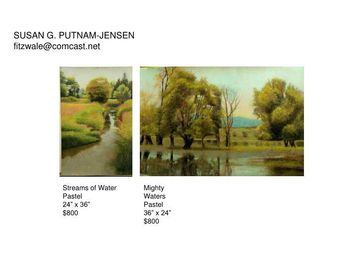 SUSAN G. PUTNAM-JENSEN