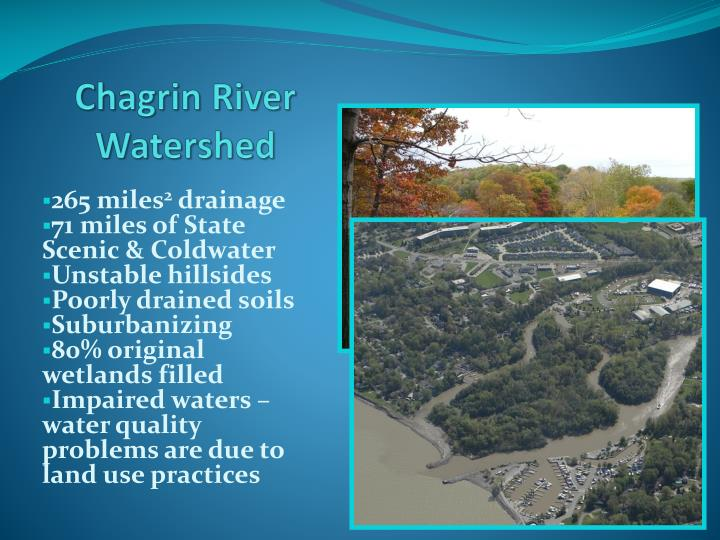 Chagrin River Watershed