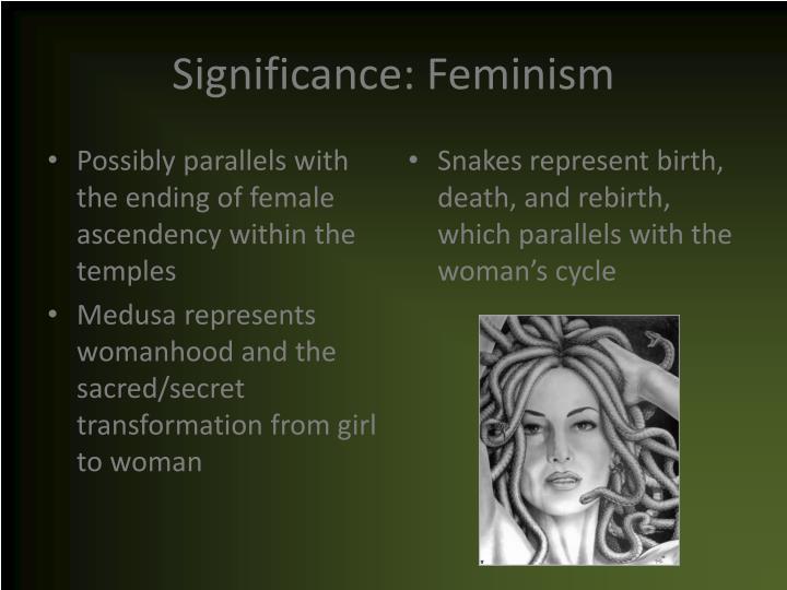 Significance: Feminism