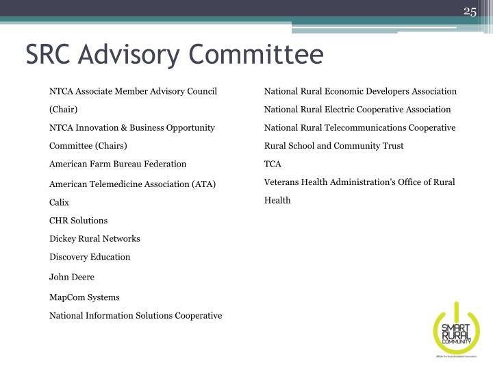 SRC Advisory Committee