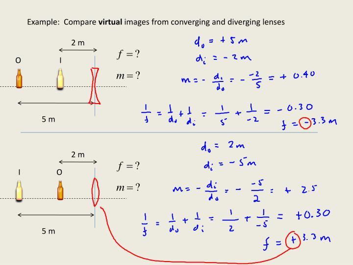 Example:  Compare