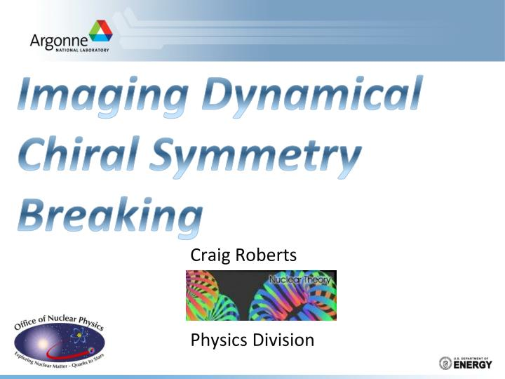 Imaging Dynamical