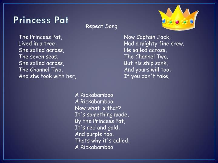 Princess Pat