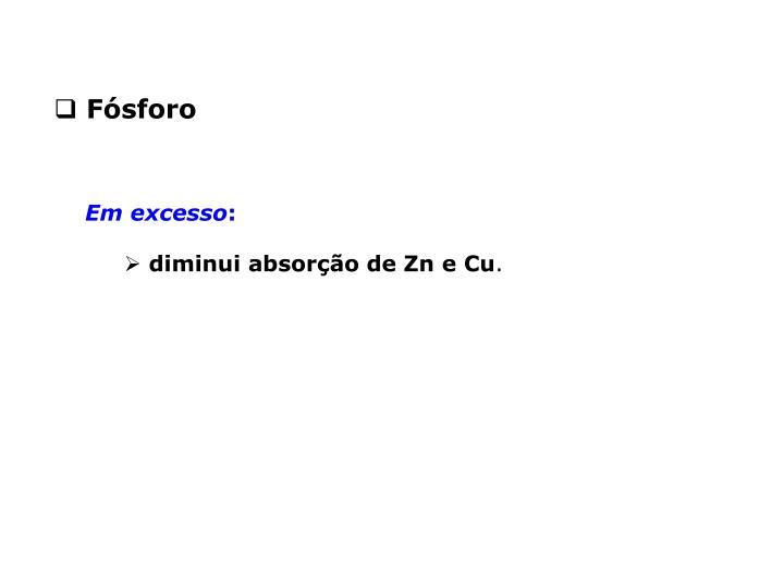 Fósforo