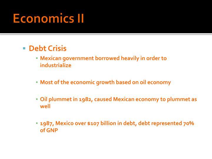 Economics II