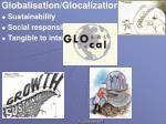 globalisation glocalization