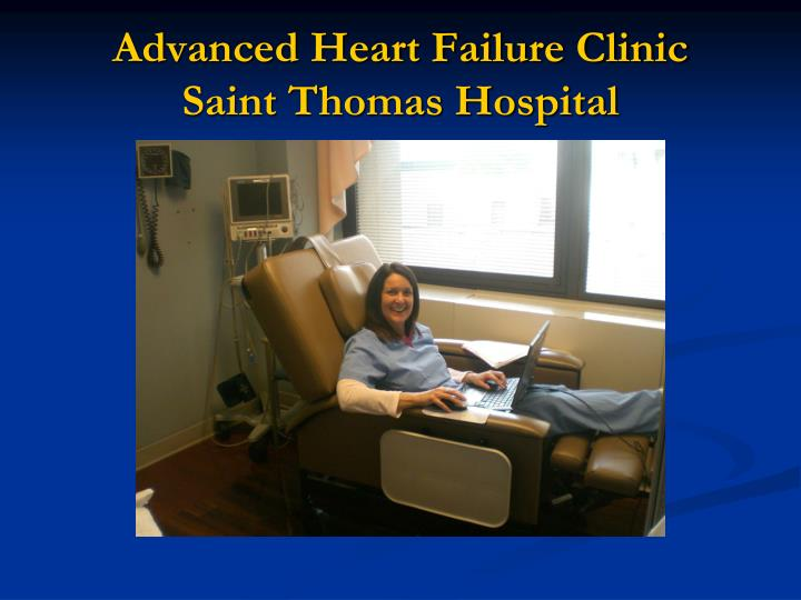 Advanced Heart Failure Clinic