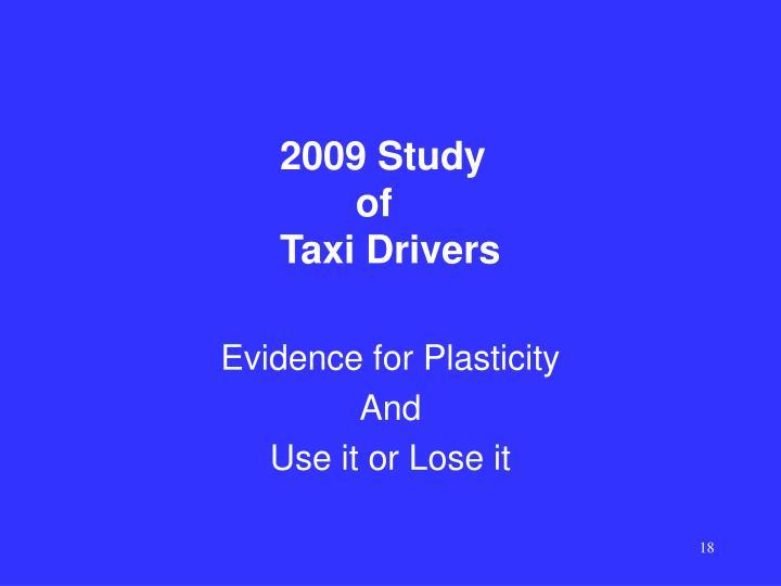 2009 Study