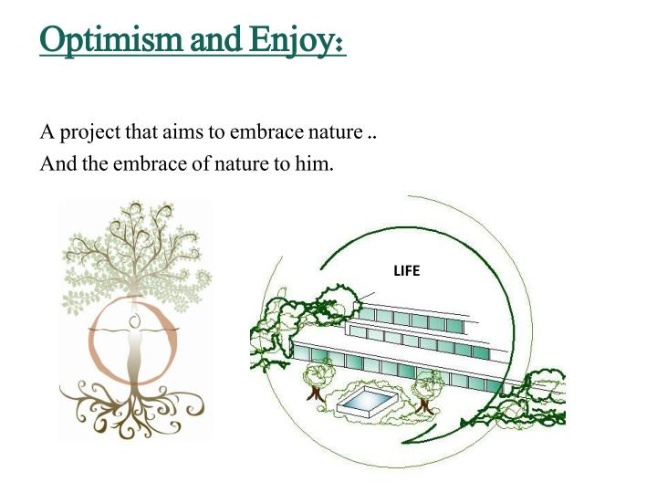 Optimism and Enjoy: