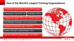 one of the world s largest training organizations