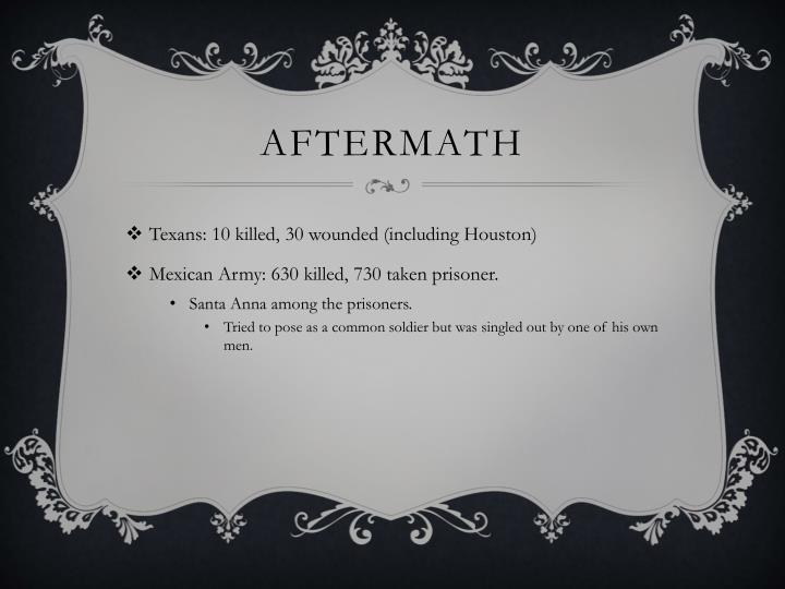 Aftermath