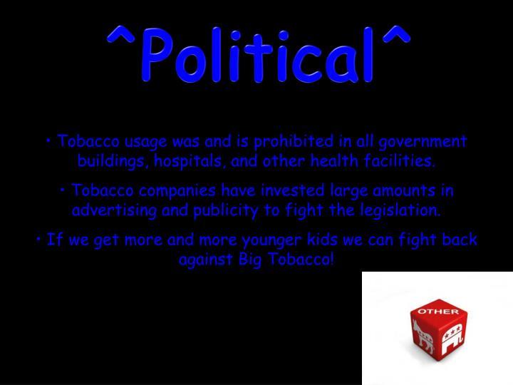 ^Political^