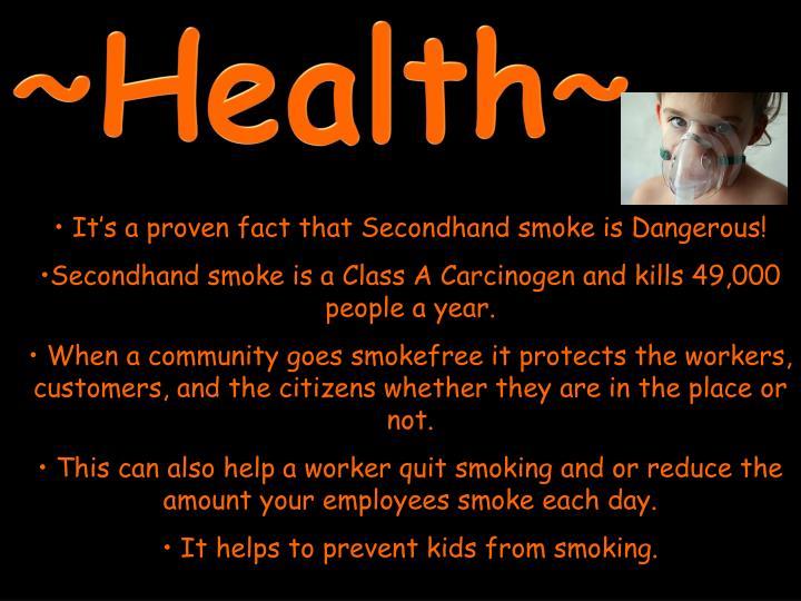~Health~