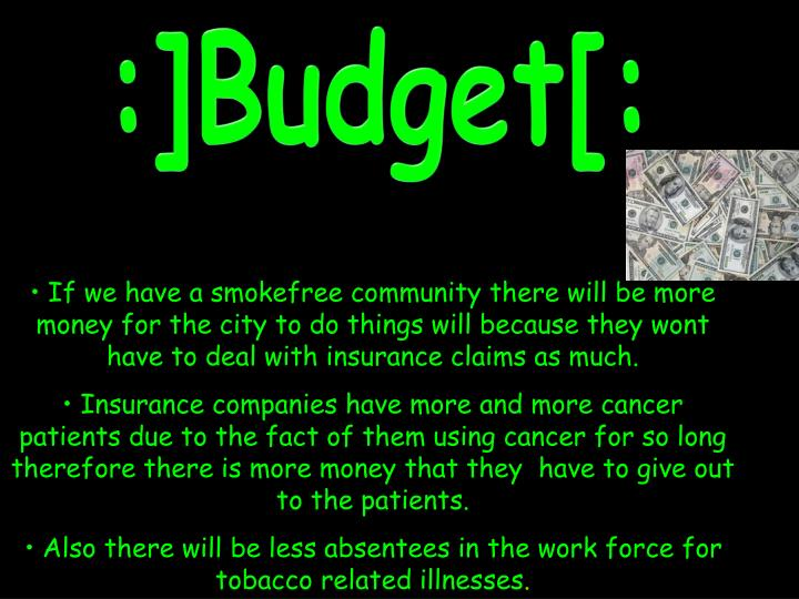 :]Budget[: