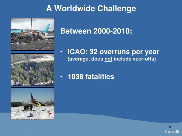 A Worldwide Challenge