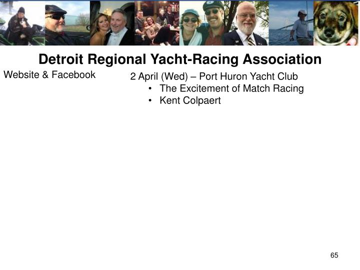Detroit Regional Yacht-Racing Association