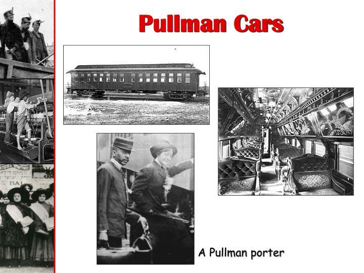 Pullman Cars
