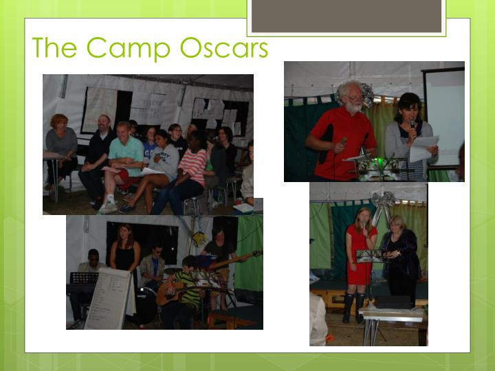 The Camp Oscars