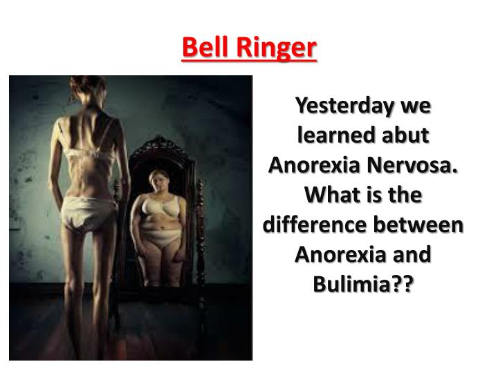 the eating disorder anorexia nervosa essay