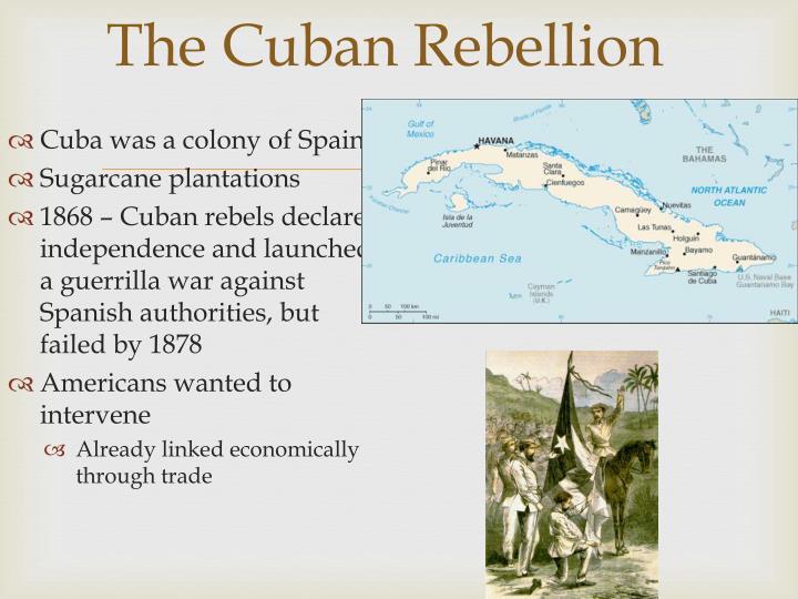 The Cuban Rebellion