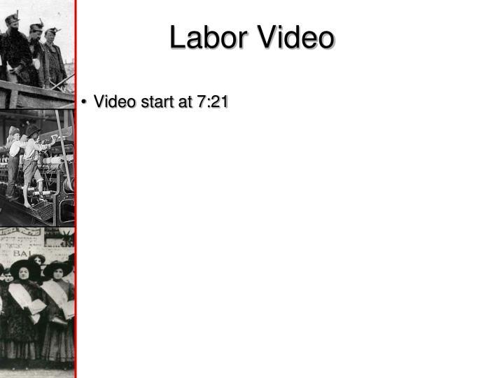 Labor Video