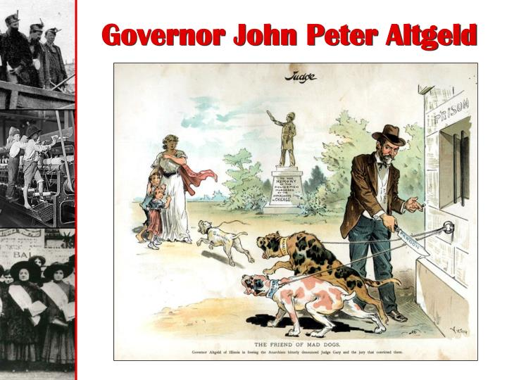 Governor John Peter Altgeld