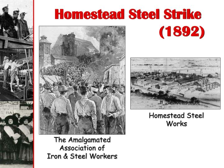 Homestead Steel Strike