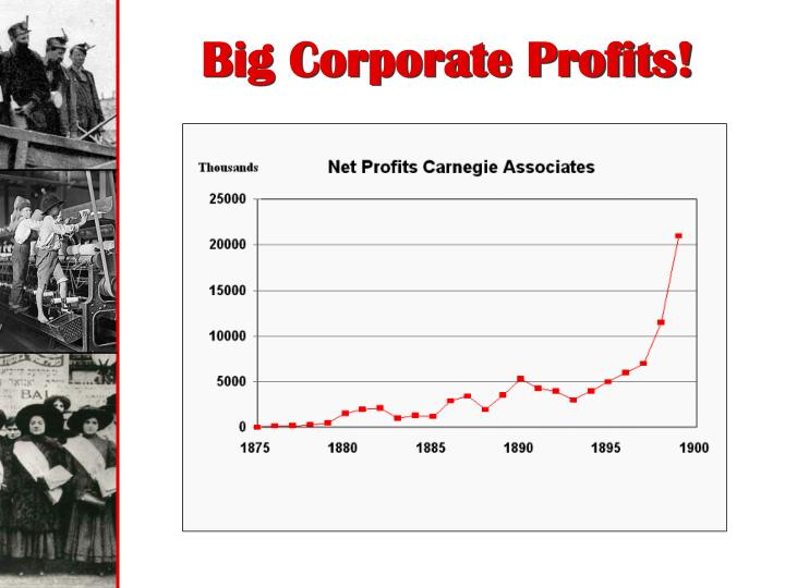 Big Corporate Profits!