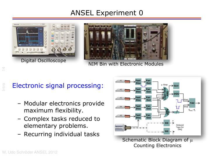 ANSEL Experiment 0