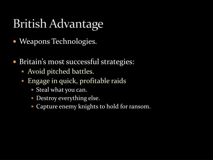 British Advantage
