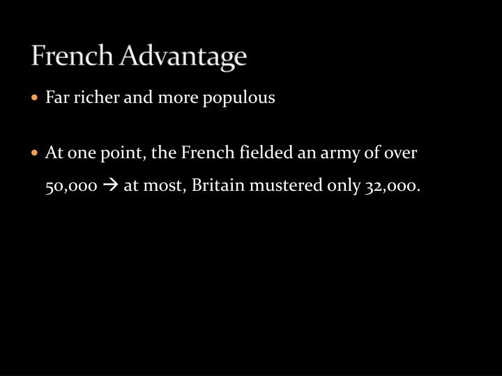 French Advantage