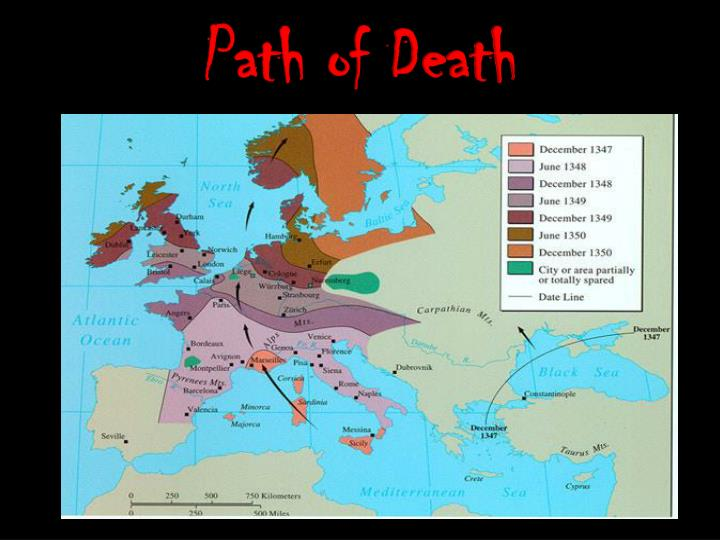 Path of Death