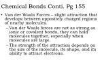 chemical bonds conti pg 155
