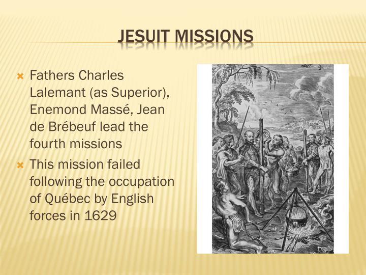 Jesuit missions