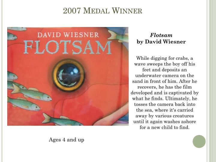 2007 Medal