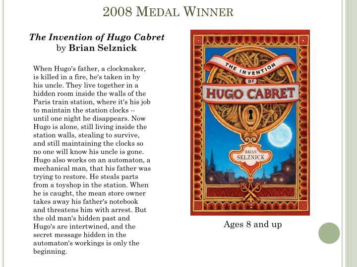 2008 Medal